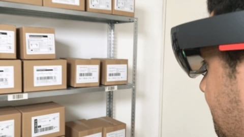 Why Hololens is the Next Big Disruptor in Mobile Barcode Scanning