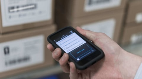 Scandit Launches Next-Generation Scan Case for iPod Touch to  Replace Dedicated Barcode Scanners