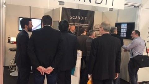 Scandit Focuses on Streamlining Logistics Workflows with Mobile Scanning at LogiMAT 2017