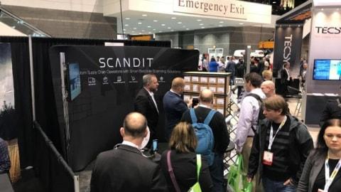 Scandit Debuts MatrixScan Premium Scanning Capability at ProMat 2017
