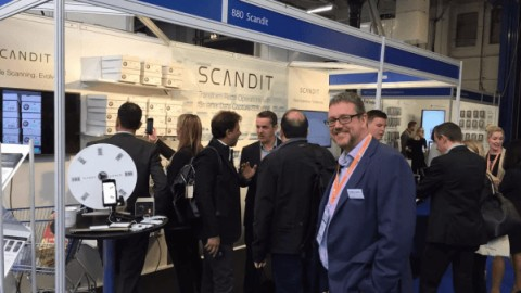 Scandit Highlights Retail Benefits of Mobile Data Capture at RBTE 2017