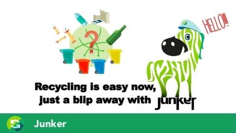 Junker App Eases Pain of Consumer Recycling with Scandit Barcode Scanner SDK