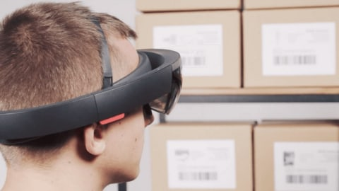 Scanning Barcodes With Wearable Devices