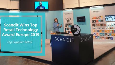 Scandit und METRO gewinnen den EHI Retail-Award für Barcode- und Augmented-Reality-Lösung