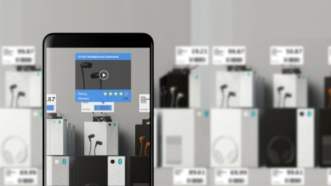 Computer vision delivers an edge to in-store customer experiences