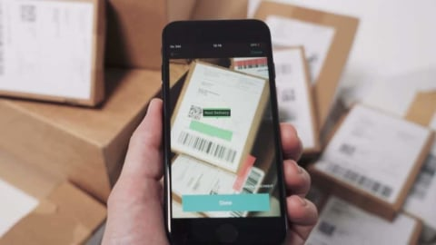 Use Augmented Reality to Meet Last Mile Delivery Demands During Peak Season
