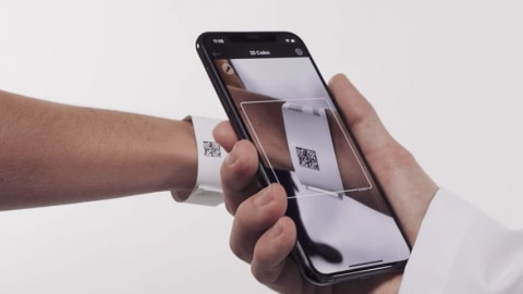 How Mobile Barcode Technology Can Improve Patient Management