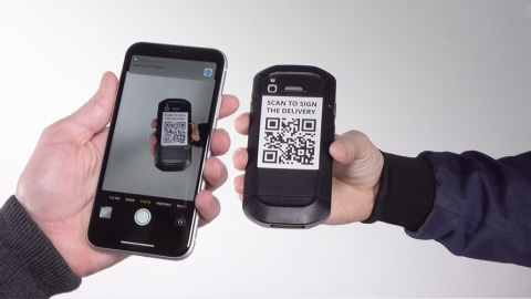 Contactless Proof of Delivery App Protects Customers and Employees