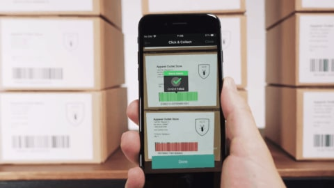 """Mobile Barcode Scanning Helps Grocers as BOPIS Becomes the """"New Normal"""""""
