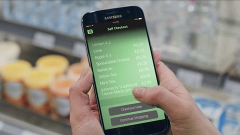 Get Ready for Contactless Retail with Self-Scanning and Scan-and-Go