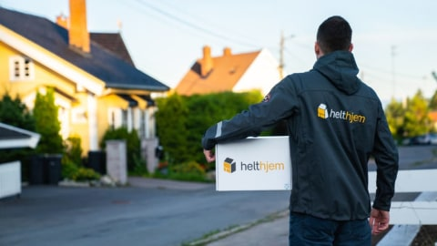 Helthjem, Norway's Largest Media Group, Speeds up Deliveries with Scandit Smartphone Scanning