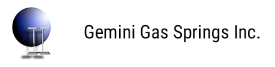 Gemini Gas Springs Inc. Logo