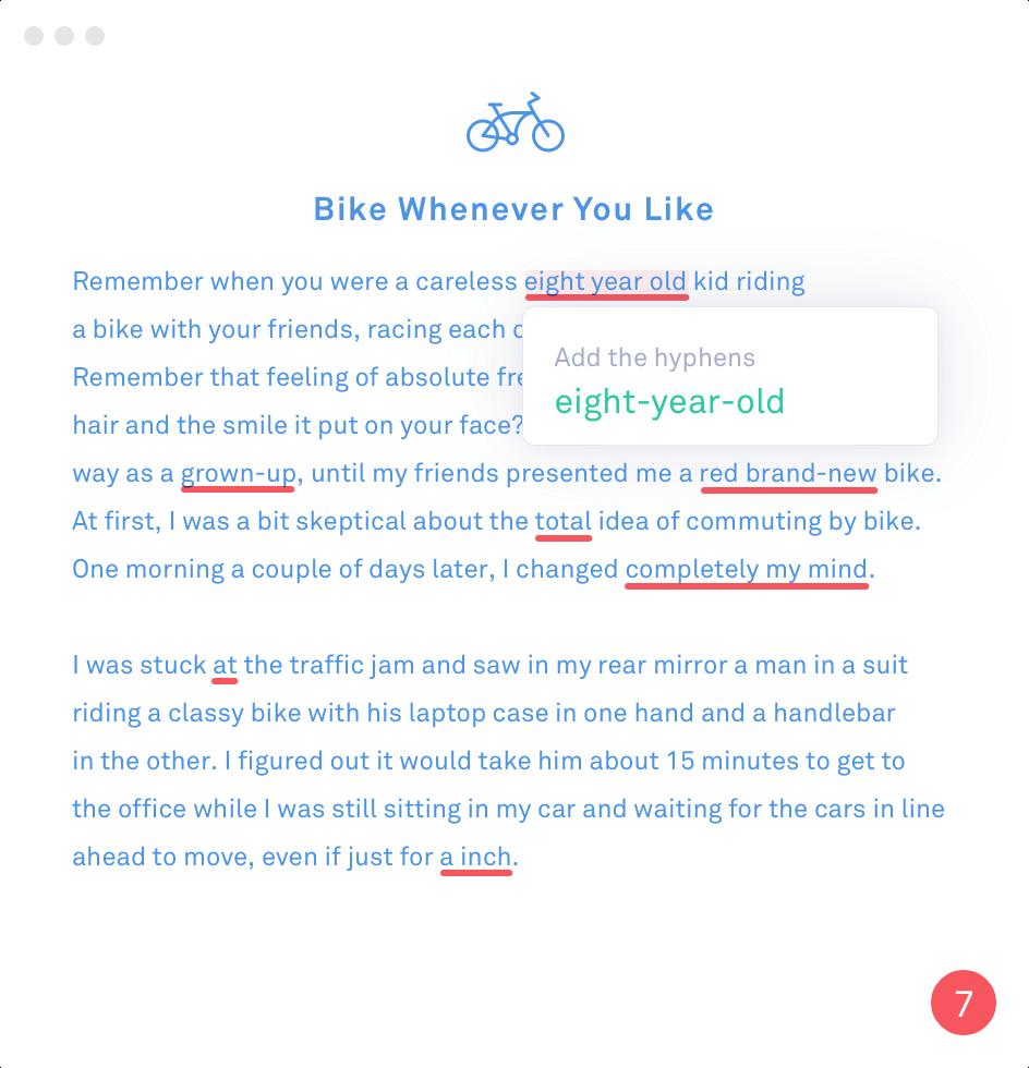 Met Grammarly kunt u perfecte e-mails of blogs schrijven