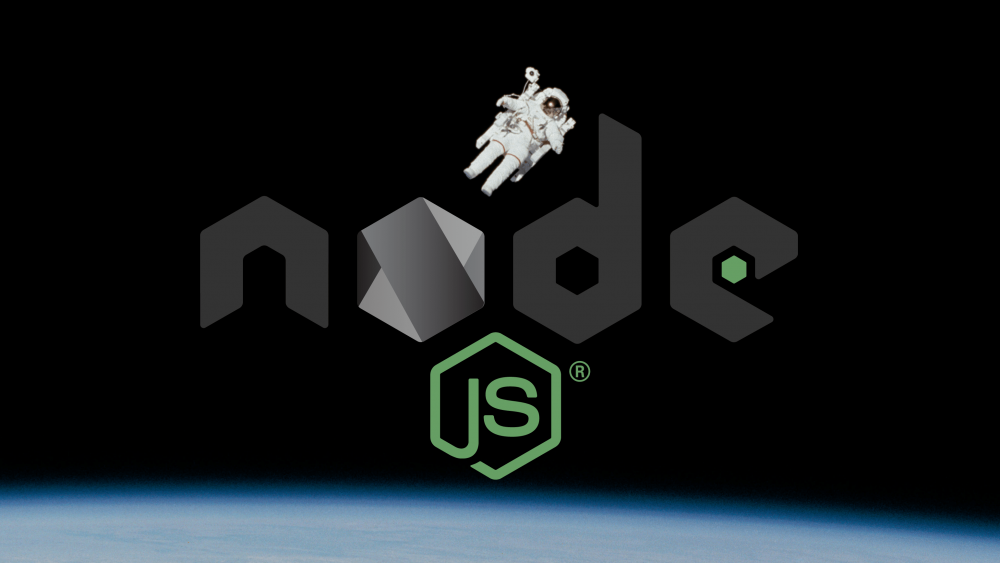 Node.js development for NASA app
