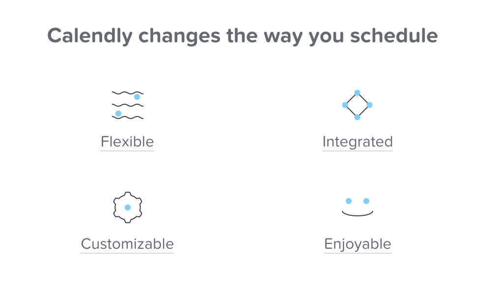 Calendly is een andere eenvoudige automatiseringstool voor vergaderingen