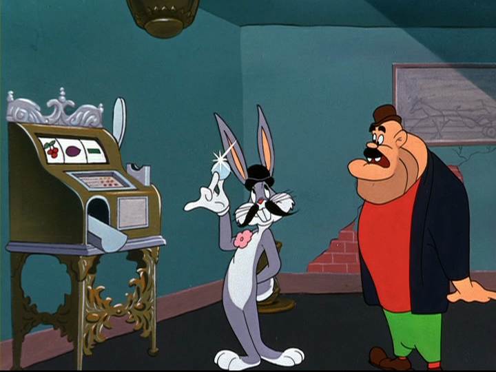 Bugs Bunny Traga Monedas