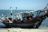 Kuwaiti fishing boat