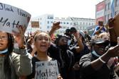 U.S. protests