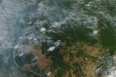 Brazil Amazon Amazonia wilfire