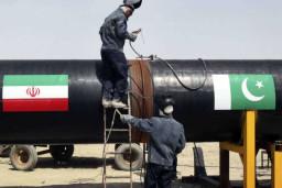 Iranian pipeline