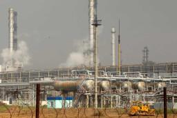 Belarus pipeline