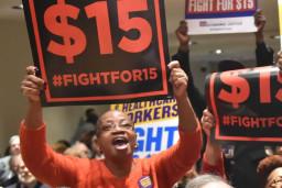 New York 15 wage