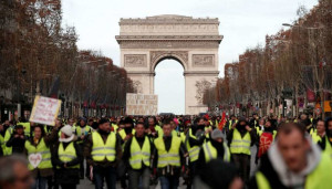Yellow Vest Paris