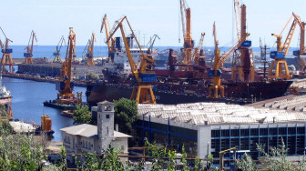 American shipyards
