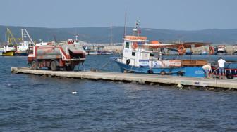Bulgarian port