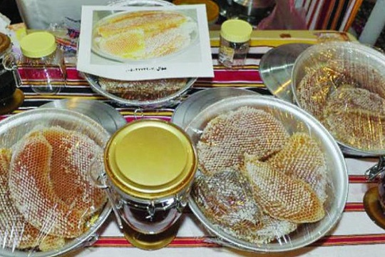 Production of honey in Saudi Arabia declines thanks to