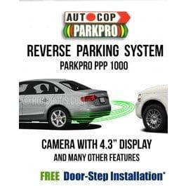 AutoCop Parkpro Reverse Parking Sensor System | Scouter Auto