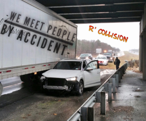 R Collision