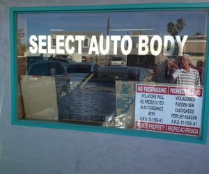 Select Auto Body