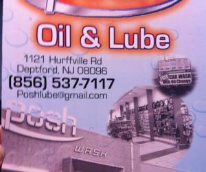 Posh Oil & Lube