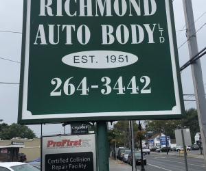 Richmond Auto Body Ltd