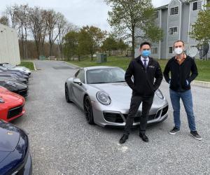 Porsche of The Main Line