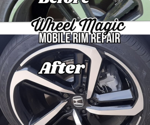 Wheel Magic Mobile Rim Repair