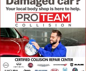 Pro Team Collision