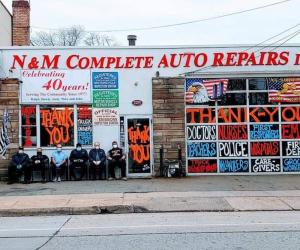 N & M Complete Auto Repair
