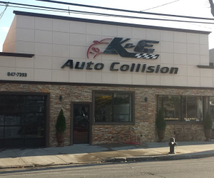 K  & E Auto Body & Collision Center