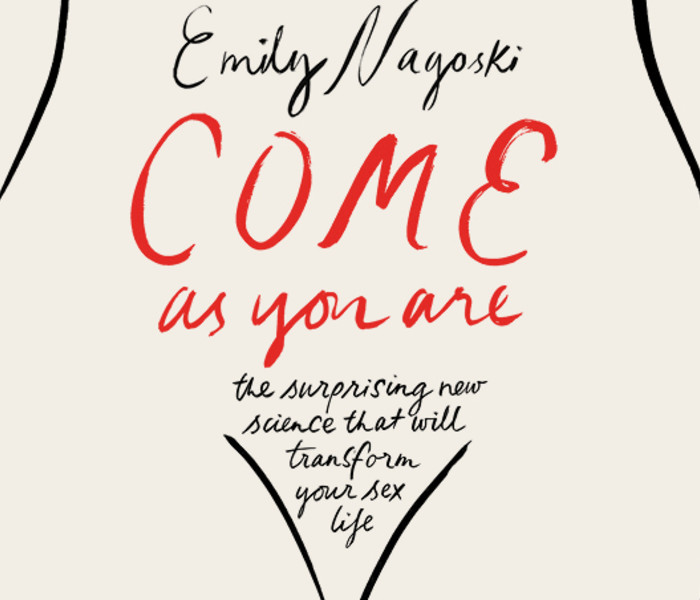 Come as you are book emily nagoski