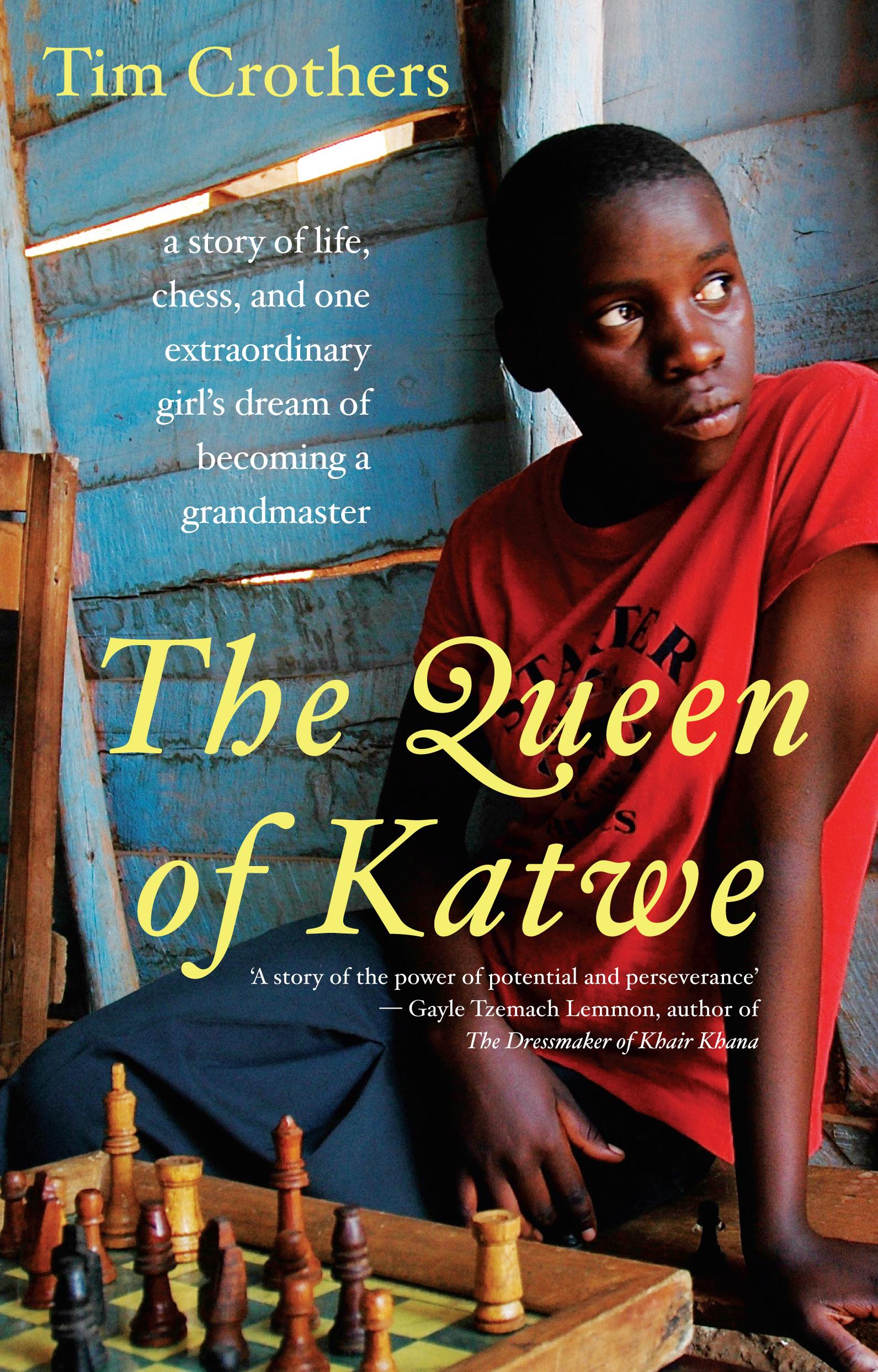 La Dame de Katwe [Disney - 2016] C9781922070159