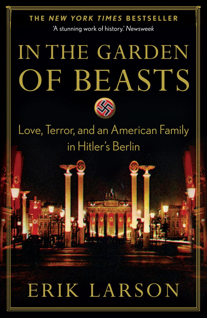 in the garden of beasts book scribe publications