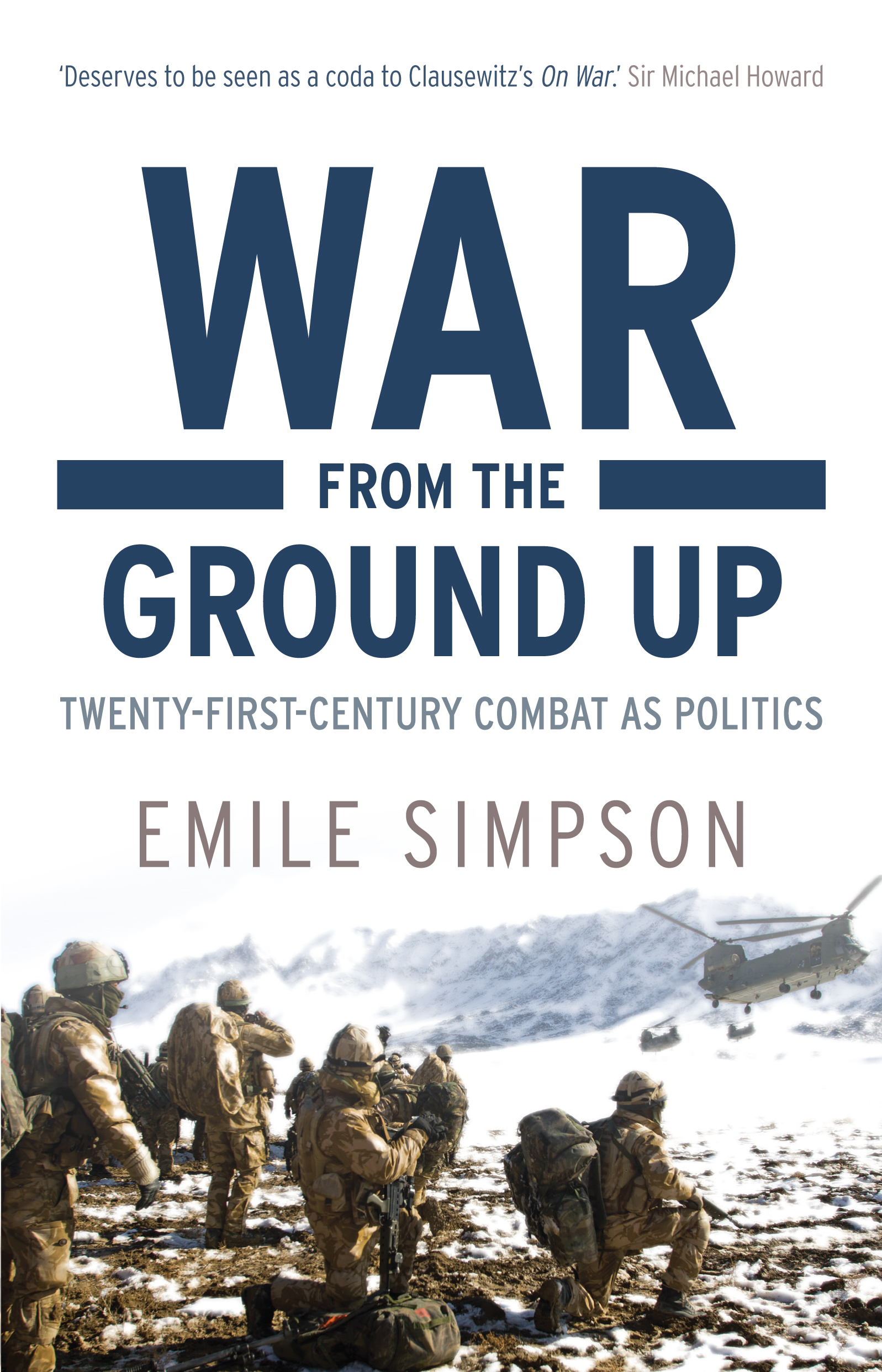 From The Ground Up war from the ground up | book | scribe publications