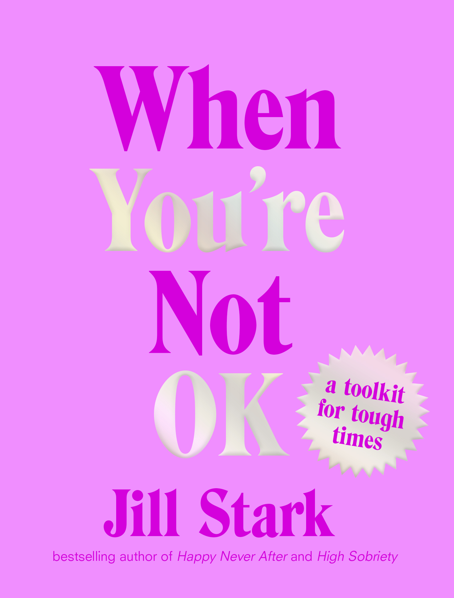 When You're Not OK | Book | Scribe Publications