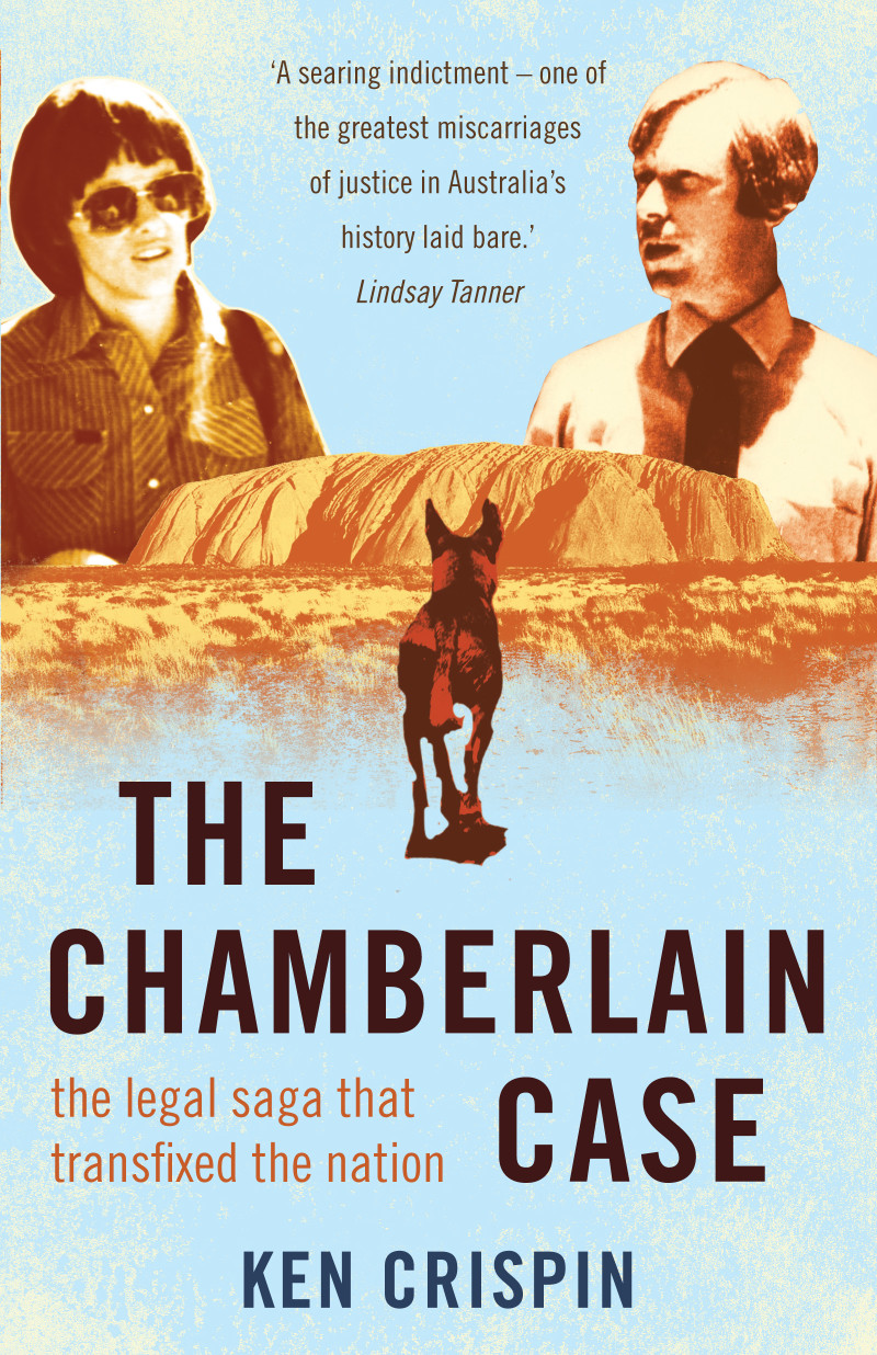 The Chamberlain Case | Book | Scribe Publications
