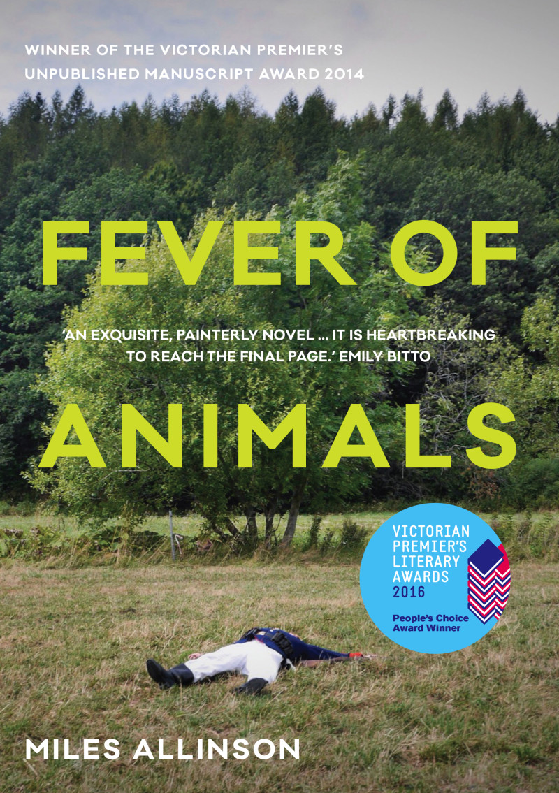 fever of animals book scribe publications