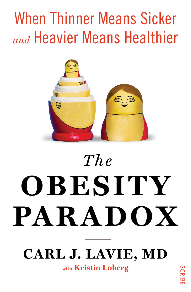 The Obesity Paradox: 4 Times Its Healthier To Be Overweight