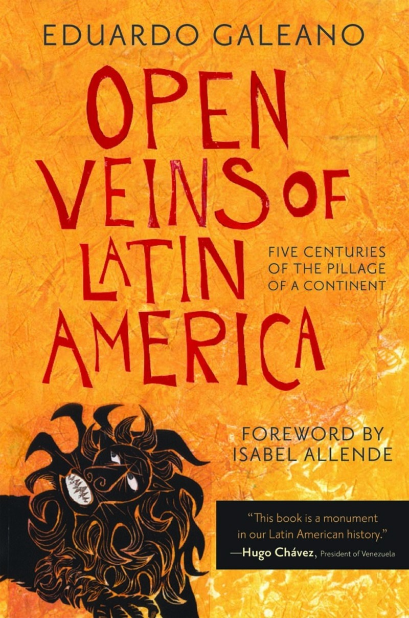 essays on open veins of latin america Find all available study guides and summaries for the open veins of latin america by joyce douglas if there is a sparknotes, shmoop, or cliff notes guide, we will have it.