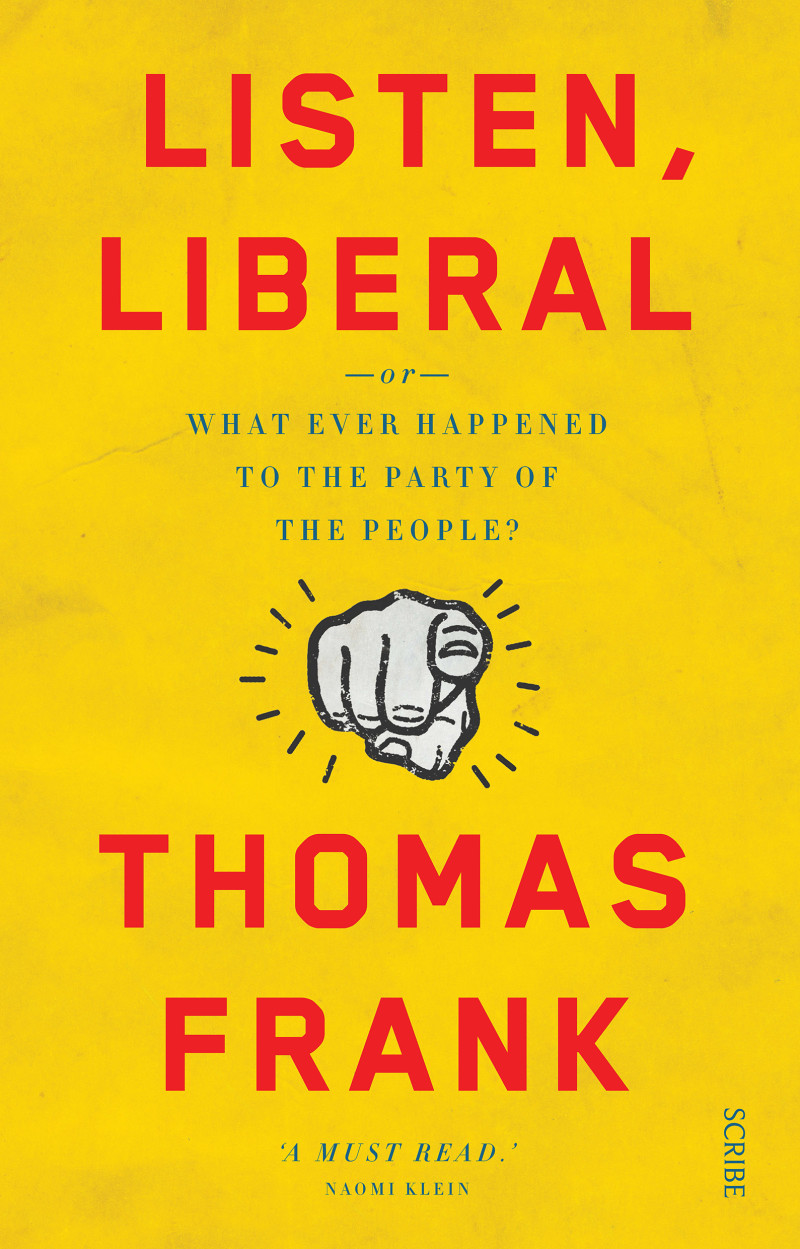 The Once and Future Liberal reviews: identity and the American body politic
